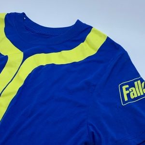 Fallout 4 vault 111 tee by Bethesda
